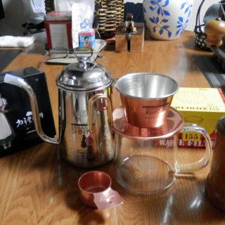 三越 艦これのカリタのコーヒーフルセットが届いた
