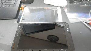 touch padのl交換を準備