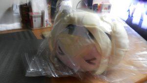 Bigカンビィ人形が到着