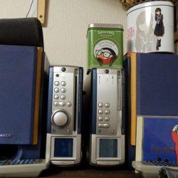 昔一世を風靡したRD-VH7PCをWindows10に接続した